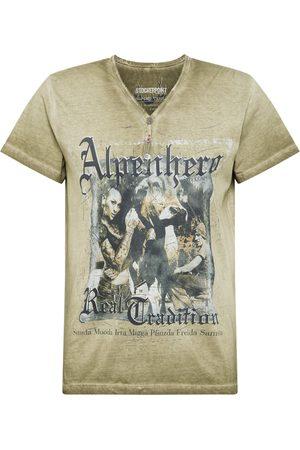 Stockerpoint Klederdracht shirt 'Alpenhero