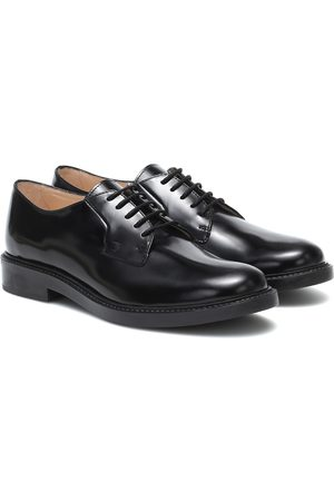 Tod's Dames Veterschoenen - Leather Derby shoes