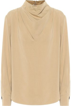 Vince Dames Blouses - Draped blouse