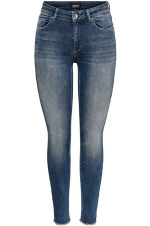 Only Onlblush Life Mid Ankle Skinny Jeans Dames
