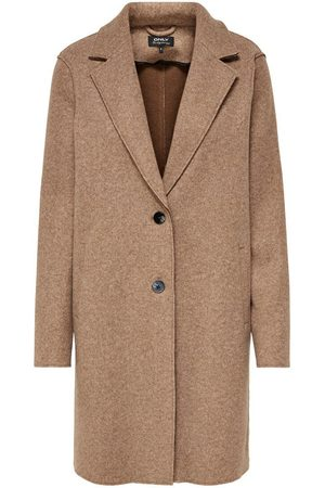 Only Solid Colored Coat Dames