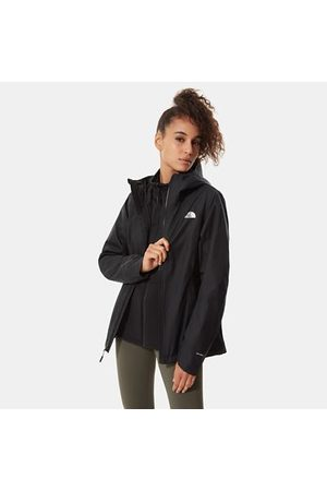 The North Face The North Face Quest Zip-in Triclimate®-jas Voor Dames Tnf Black Größe L Dame