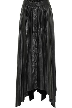 Isabel Marant Davies pleated midi skirt