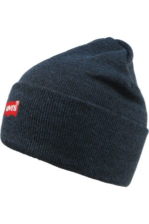 Levi's Muts 'RED BATWING EMBROIDERED SLOUCHY BEANIE
