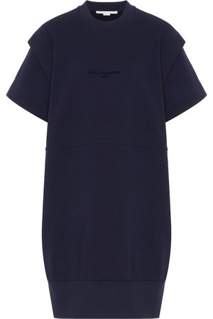 Stella McCartney Cotton-jersey midi dress
