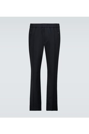 Moncler Heren Lange broeken - Slim-fit trackpants