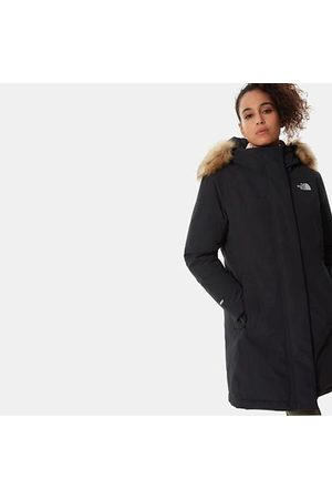 The North Face Dames Parka's - The North Face Arctic-parka Voor Dames Tnf Black Größe L Dame