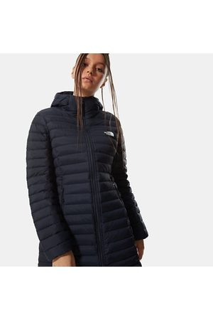 The North Face The North Face Donsparka Met Stretch Voor Dames Aviator Navy Größe L Dame