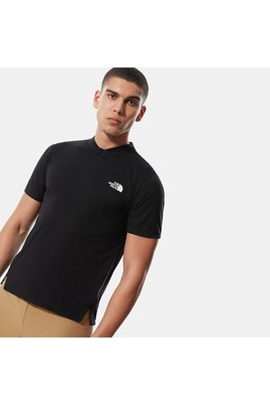 The North Face The North Face Active Trail-poloshirt Voor Heren Tnf Black Größe L Heren