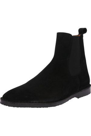 ABOUT YOU Heren Enkellaarzen - Chelsea boots 'Oskar