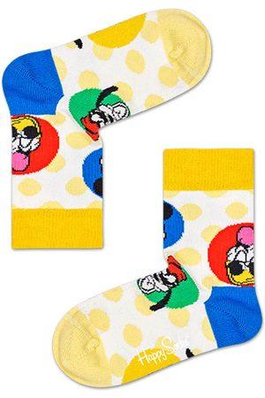 Happy Socks Sokken Kids Disney Sunny Crew Socks