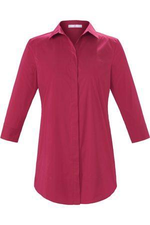 Emilia Lay Lange blouse met 3/4-mouwe Van