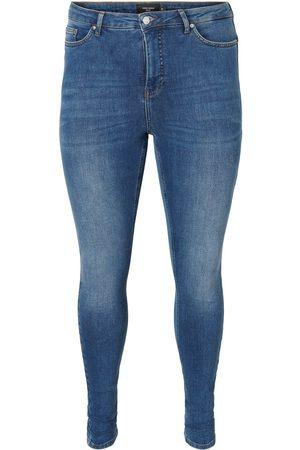Vero Moda Vmlora Hw Ss Mb Wash Jeans- K Curve: