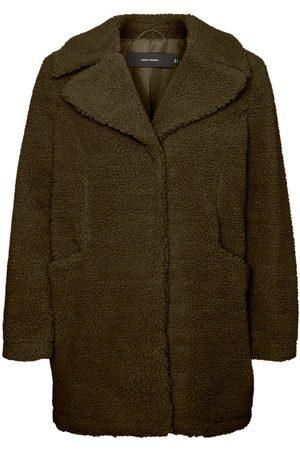 Vero Moda Teddy Jacket Dames Green