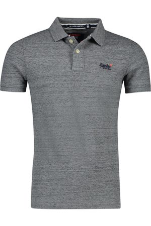 Superdry Heren Poloshirts - Polo Classic melange