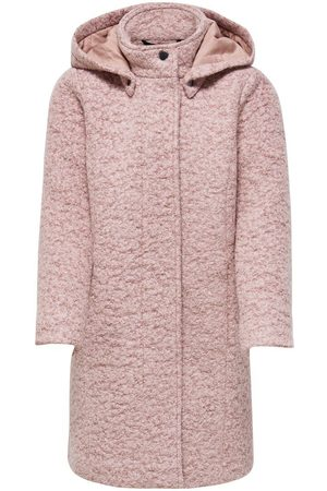 Only Dames Wollen jassen - Wool Coat Dames