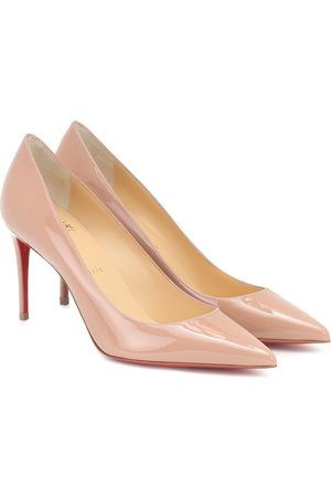 Christian Louboutin Dames Pumps - Kate 85 patent leather pumps