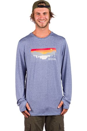 Coal Klamath Long Sleeve T-Shirt
