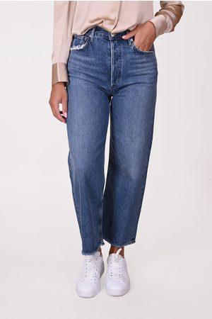 AGOLDE Jeans Ren High Rise A117C-1139 blauw