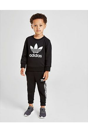 adidas Logo Crew Trainingspak Baby's - - Kind