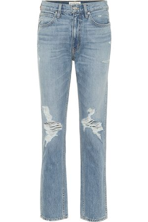 SLVRLAKE Virginia high-rise straight jeans