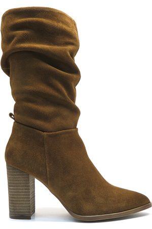 Shoecolate Dames Enkellaarzen - 8.10.18.031