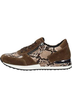 Remonte Sneakers Laag - Cognac