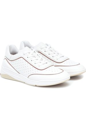 Loro Piana Leather sneakers