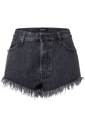 Replay Dames Shorts - Jeans