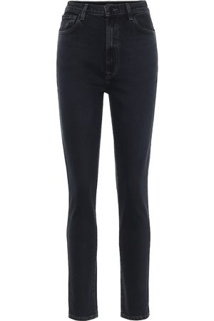 J Brand Dames High waisted - 1212 Runway high-rise skinny jeans