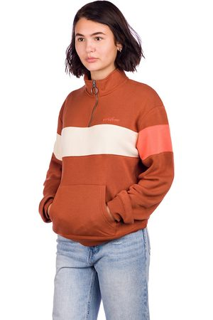 Volcom Dames Sweaters - Short Staxx Sweater