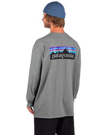 Patagonia P6 Logo Responsibili Long Sleeve T-Shirt