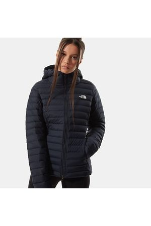 The North Face The North Face Stretch Donsjas Met Capuchon Voor Dames Aviator Navy Größe L Dame