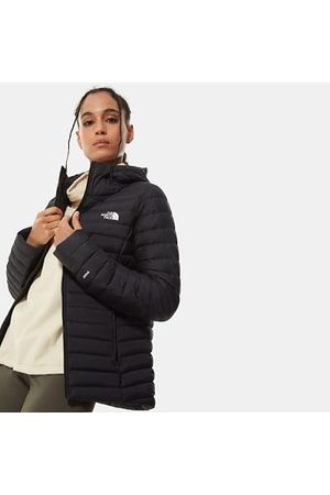 The North Face The North Face Stretch Donsjas Met Capuchon Voor Dames Tnf Black Größe L Dame