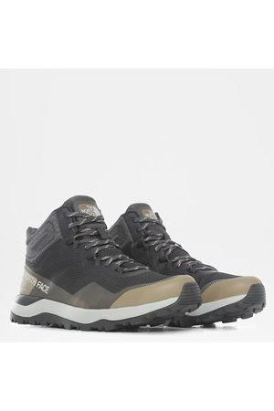 The North Face The North Face Activist Futurelight™-halfhoge Boots Voor Heren Asphalt Grey/moab Khaki Größe 39 Heren