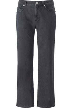Uta Raasch Dames Bootcut - Wide Leg-jeans met studs Van