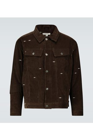 Phipps Heren Jacks - Logging star logo jacket