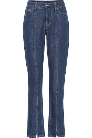 MM6 MAISON MARGIELA Dames Slim - High-rise slim jeans