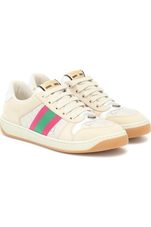 Gucci Dames Sneakers - Screener leather sneakers