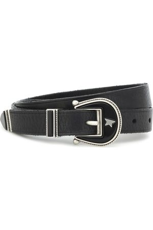 Golden Goose Dames Riemen - Rodeo leather belt