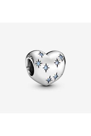 PANDORA Disney Assepoesters Droom Hart Bedel, Sieraden uit Sterling zilver, Cubic Zirconia, , 791593CFL