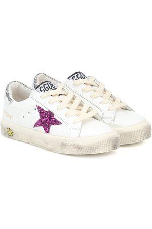 Golden Goose Meisjes Sneakers - May leather sneakers