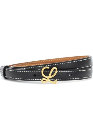 Loewe Dames Riemen - Leather belt