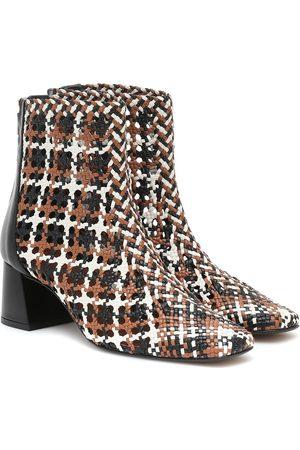 Souliers Martinez Dames Enkellaarzen - Nova Ibiza 50 leather ankle boots