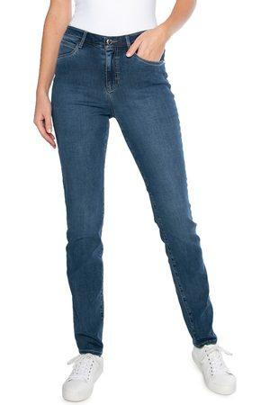 Brax Dames Skinny - Jeans Blauw 70-1000 09947420