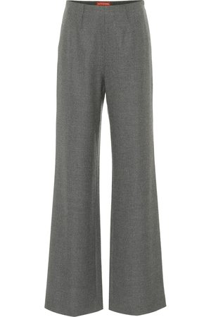 Altuzarra Luther high-rise flared pants