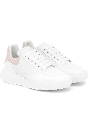 Alexander McQueen Dames Sneakers - Court leather sneakers