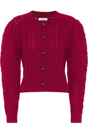 Isabel Marant Dames Cardigans - Rianne wool cardigan