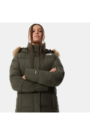 The North Face The North Face Gotham-jas Voor Dames New Taupe Green Größe L Dame