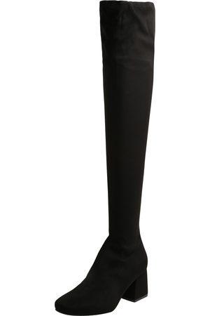 ONLY Dames Hoge laarzen - Overknee laarzen